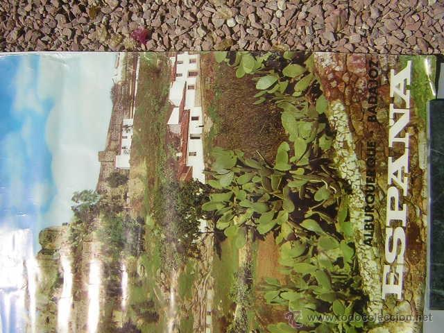 ALBURQUERQUE - BADAJOZ (Coleccionismo - Carteles Gran Formato - Carteles Turismo)