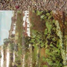 Carteles de Turismo: ALBURQUERQUE - BADAJOZ. Lote 51219227