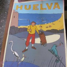 Carteles de Turismo: CARTEL HUELVA DESTINO ISLANTILLA LEPE - ISLA CRISTINA. PATRONATO TURISMO 2004.. Lote 53613169