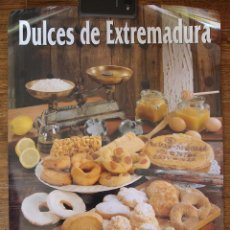 Carteles de Turismo: CARTEL DULCES DE EXTREMADURA - ALIMENTOS DE EXTREMADURA. Lote 57994804