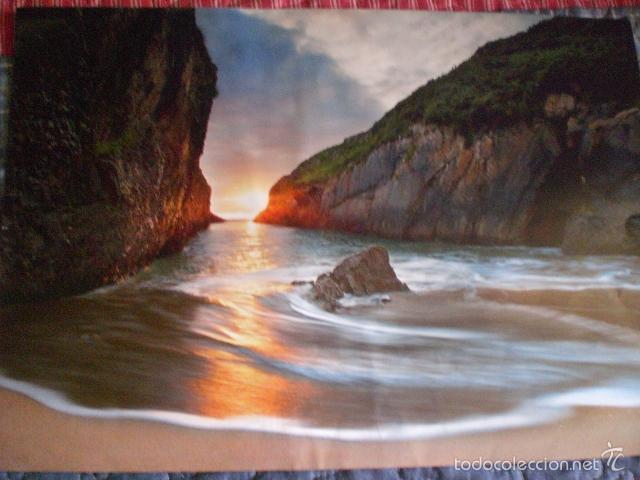 Carteles de Turismo: Láminas fotográficas de Asturias - Foto 6 - 57530901
