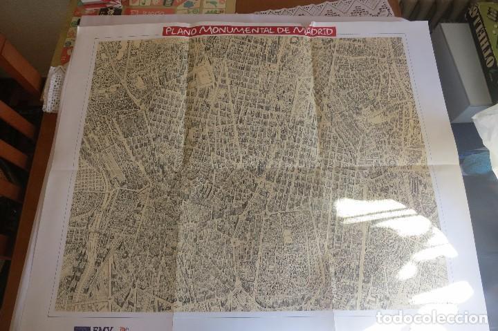 Carteles de Turismo: Poster de Madrid Monumental - Foto 3 - 68613209