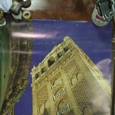 Carteles de Turismo: SEVILLA 1982 GIRALDA. Lote 73543167