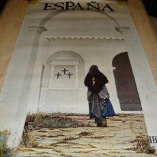 Carteles de Turismo: DIFICIL CARTEL ESPAÑA INFORMACION Y TURISMO IBIZA. Lote 80130705