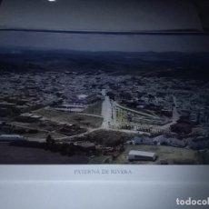 Carteles de Turismo: LA PROVINCIA DE CÁDIZ A VISTA DE PÁJARO. PATERNA DE RIVERA. EST22B1. Lote 87204596