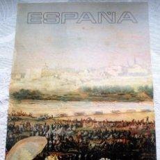 Carteles de Turismo: LA PRADERA DE SAN ISIDRO, CARTEL PROMOCIÓN TURÍSTICA ESPAÑA, 60 X 37 CMS.. Lote 89696204