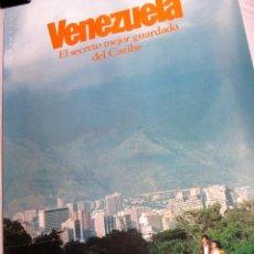 Affissi di Turismo: CARTEL TURISMO VENEZUELA – CARACAS. Lote 231135175