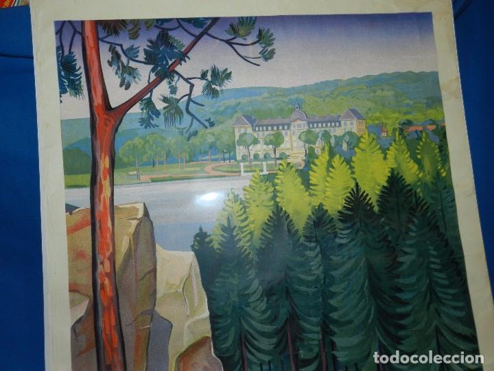 Carteles de Turismo: (M) CARTEL BAGNOLES DE LORNE STATION THERMALE CENTRE DE TOURISME TENNIS, GOLF, CASINOS - Foto 4 - 91076010