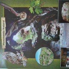 Carteles de Turismo: EXTREMADURA MINA LA JAYONA. Lote 93949690