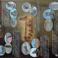 Carteles de Turismo: EXTREMADURA BERLANGA 2015. Lote 93951015