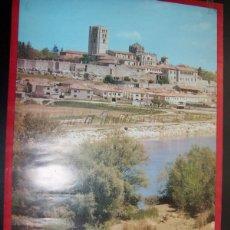 Carteles de Turismo: ZAMORA. CARTEL POSTER DE TURISMO JUNTA DE CASTILLA Y LEÓN (70*50CM). Lote 100870431