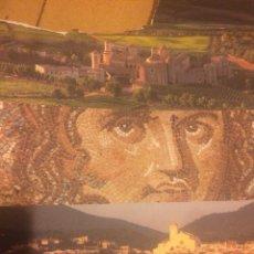 Carteles de Turismo: CATALUNYA 10 IMATGES DE 96*34 GENERALITAT DE CATALUNYA. Lote 105946263