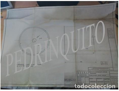 Carteles de Turismo: PLANOS RADIADORES Y NODRIZAS PEGASO -ENASA - Foto 3 - 111288119