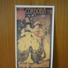 Carteles de Turismo: CARTELITO BODEGAS CAMPOS. CORDOBA. Lote 122914351