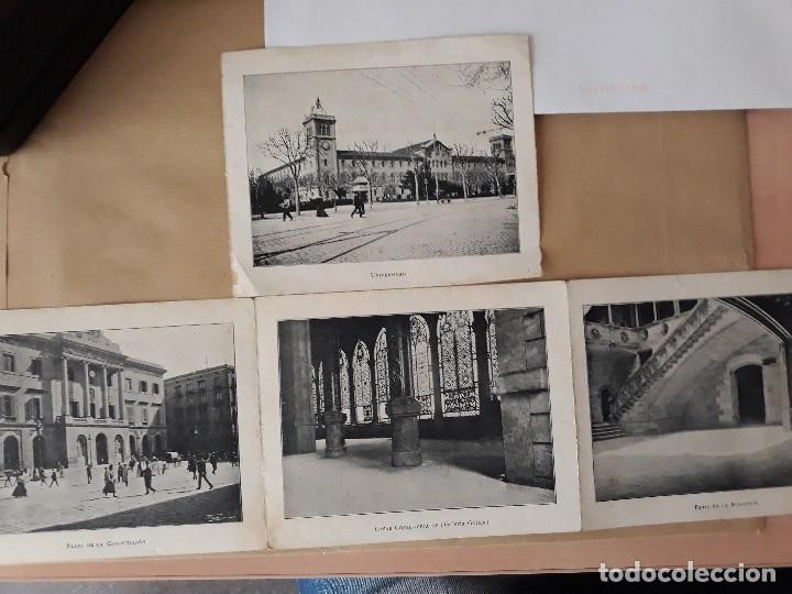 BARCELONA 4 FOTOGRAMAS INFORMACION Y PRECIOS MUY ANTIGUOS (Coleccionismo - Carteles Gran Formato - Carteles Turismo)