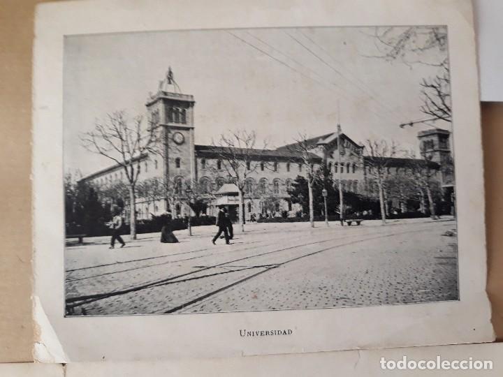 Carteles de Turismo: Barcelona 4 fotogramas informacion y precios muy antiguos - Foto 2 - 124612463