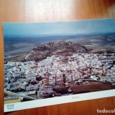 Carteles de Turismo: LA PROVINCIA DE CÁDIZ A VISTA DE PAJARO. ESPERA. . Lote 128652663