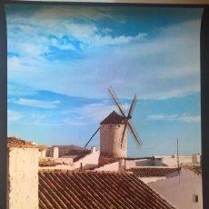 Carteles de Turismo: LA MANCHA. ESPAÑA. DIRECCIÓN GENERAL DEL TURISMO. Lote 133543402