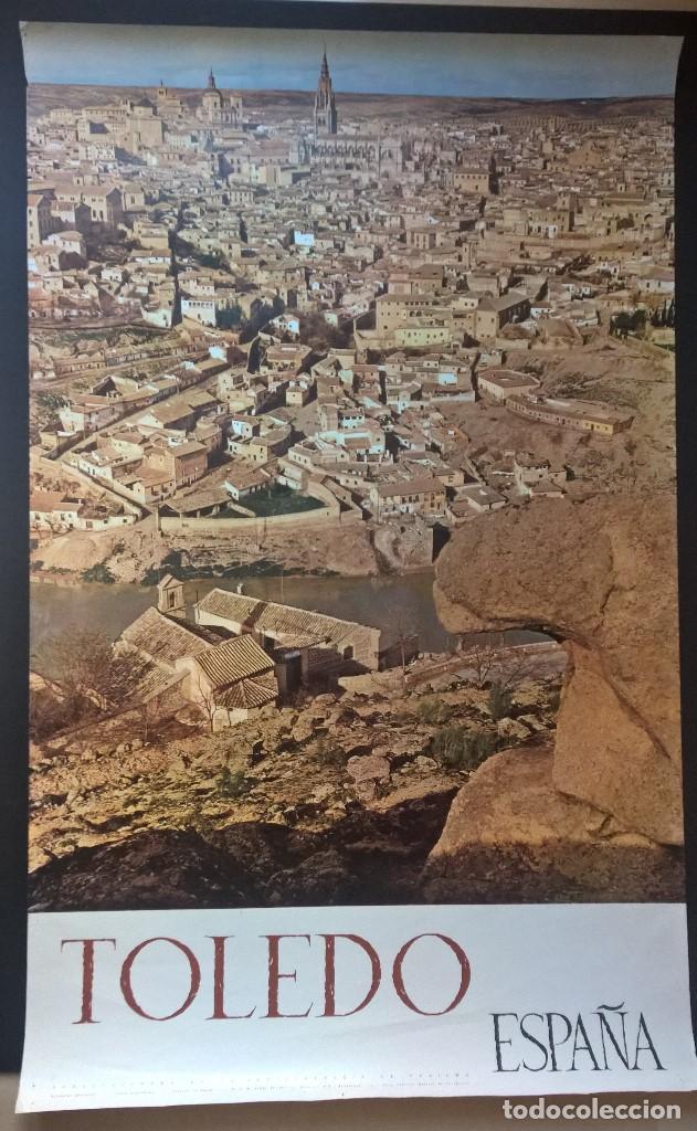 TOLEDO. SUBSECRETARÍA DE TURISMO (Coleccionismo - Carteles Gran Formato - Carteles Turismo)