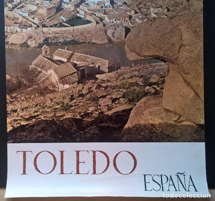 Carteles de Turismo: Toledo. Subsecretaría de Turismo - Foto 3 - 133543834