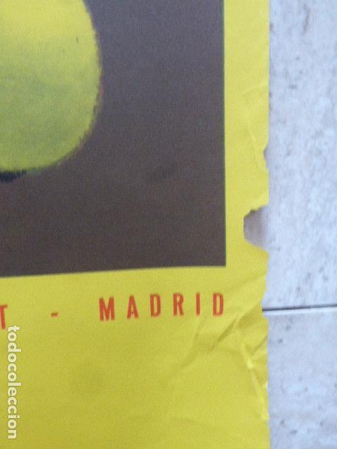 Carteles de Turismo: CARTEL DE TURISMO DE ESPAÑA. DIBUJADO POR GUY GEORGET. FOURNIER. 62 X 97 CM APROX. AÑOS 50-60. - Foto 4 - 133808394
