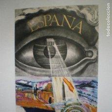 Carteles de Turismo: CARTEL MUSEO DALI. Lote 136565394