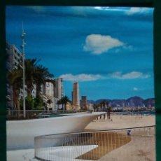 Carteles de Turismo: POSTER LÁMINA BENIDORM. Lote 137190745