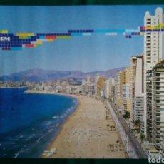 Carteles de Turismo: POSTER LÁMINA BENIDORM. Lote 137190922