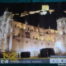 Carteles de Turismo: POSTER LÁMINA LORCA FORTALEZA Y COLEGIATA SAN PATRICIO. Lote 138860521