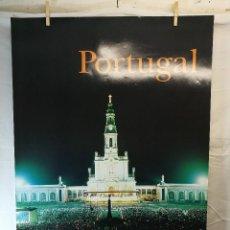 Carteles de Turismo: CARTEL PORTUGAL--AÑOS 90. Lote 139461390