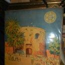 Carteles de Turismo: CARTEL ORIGINAL COMITE OFICIAL DE TURISMO ARCILA PROTECTORADO REPUBLICA ESPAÑOLA EN MARRUECOS. Lote 139547530