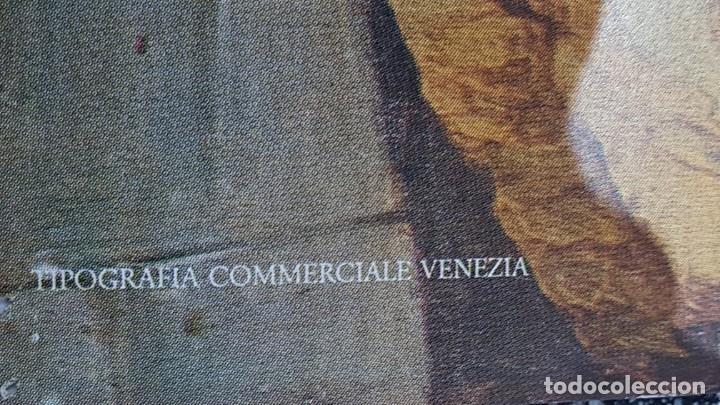 Carteles de Turismo: TIPOGRAFÍA COMERCIAL DE VENECIA. COLECCIONISMO. CARTEL - Foto 3 - 142202554