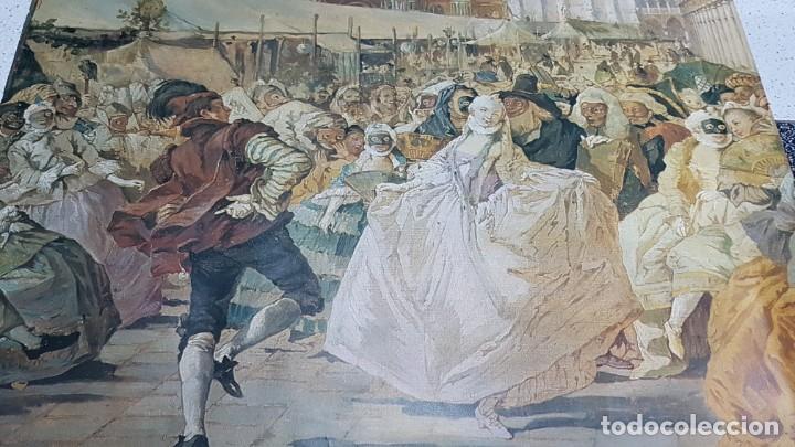 Carteles de Turismo: TIPOGRAFÍA COMERCIAL DE VENECIA. COLECCIONISMO. CARTEL - Foto 6 - 142202554