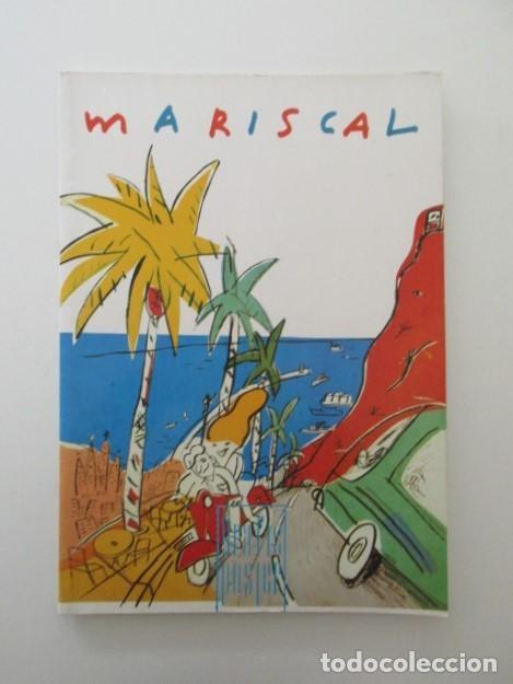 MARISCAL, LOTE 15 CARTELES 30X42 AÑOS 80 BARCELONA, IMPECABLE, VER FOTOS ADICIONALES (Coleccionismo - Carteles Gran Formato - Carteles Turismo)