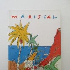 Carteles de Turismo: MARISCAL, LOTE 15 CARTELES 30X42 AÑOS 80 BARCELONA, IMPECABLE, VER FOTOS ADICIONALES. Lote 201284556