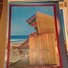 Carteles de Turismo: CARTEL VINTAGE POSTER ESPAÑA ISLAS CANARIAS. Lote 150068118
