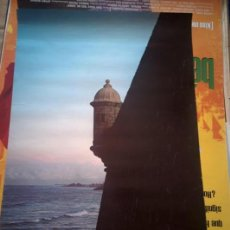Carteles de Turismo: CARTEL THE COMPLETE ISLAND PUERTO RICO. Lote 150067698