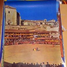 Carteles de Turismo: CARTEL VINTAGE POSTER SPAIN IS DIFFERENT. Lote 150070062