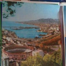 Carteles de Turismo: POSTER MALAGA FIESTAS DEPORTIVAS 1966. Lote 150070262