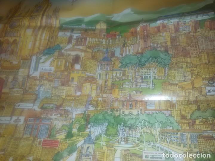 Carteles de Turismo: GRAN CARTEL LEÓN 89 - Foto 6 - 152335426