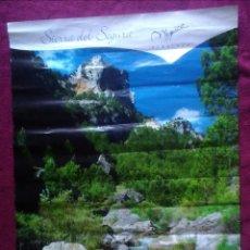 Carteles de Turismo: LÁMINA POSTER ALBACETE MÁGICO SIERRA DEL SEGURA TURISMO / 67 X 47 CM. Lote 166594553