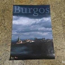 Carteles de Turismo: CARTEL LERMA, BURGOS, TURISMO, 66 X 46 CM. Lote 172607119