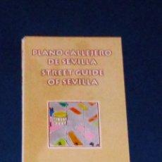 Carteles de Turismo: VENDO MAPA TURISTICO DE SEVILLA, VER MAS FOTOS EN EL INTERIOR.. Lote 172657039