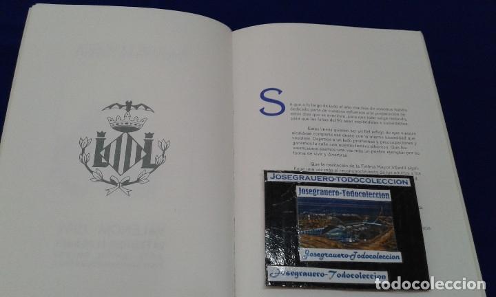 Carteles de Turismo: SOLEMNE EXALTACION FALLERA MAYOR INFANTIL DE VALENCIA 1991 - Foto 4 - 174193092