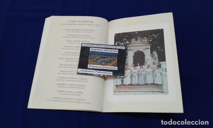 Carteles de Turismo: SOLEMNE EXALTACION FALLERA MAYOR INFANTIL DE VALENCIA 1991 - Foto 7 - 174193092
