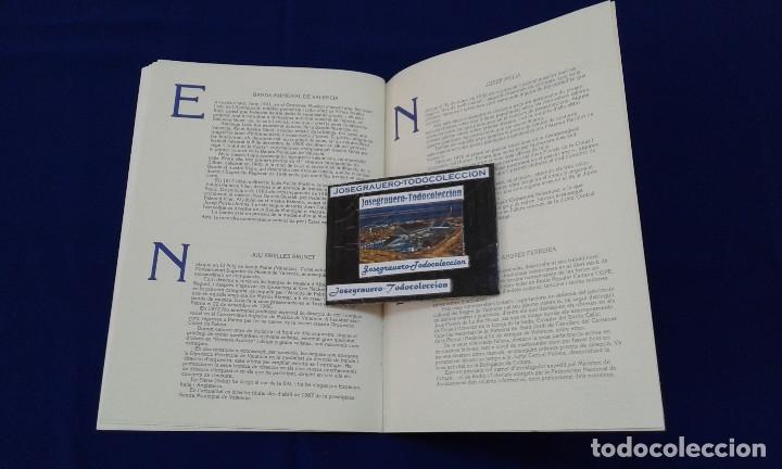 Carteles de Turismo: SOLEMNE EXALTACION FALLERA MAYOR INFANTIL DE VALENCIA 1991 - Foto 9 - 174193092