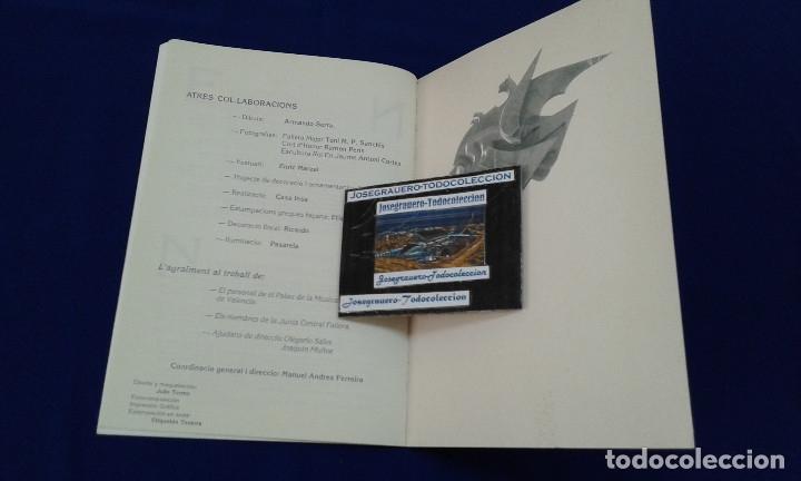 Carteles de Turismo: SOLEMNE EXALTACION FALLERA MAYOR INFANTIL DE VALENCIA 1991 - Foto 10 - 174193092