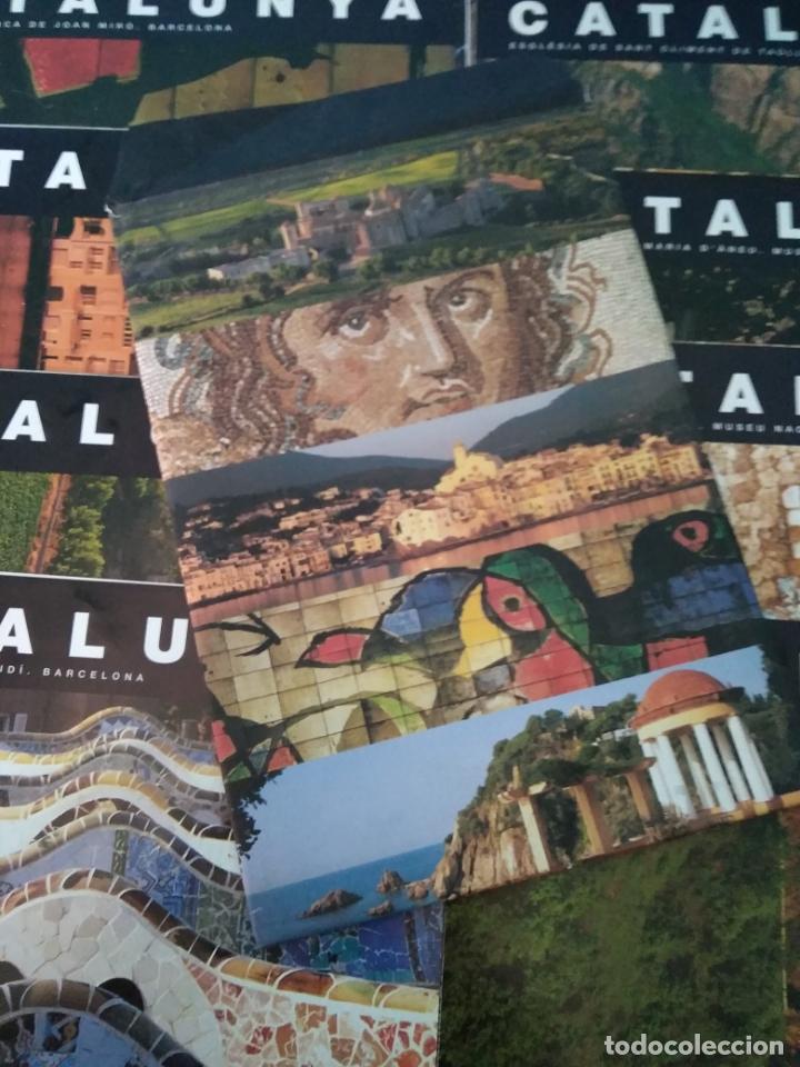 CATALUNYA 10 IMATGES - EDITA GENERALITAT DE CATALUNYA - 1999 (Coleccionismo - Carteles Gran Formato - Carteles Turismo)