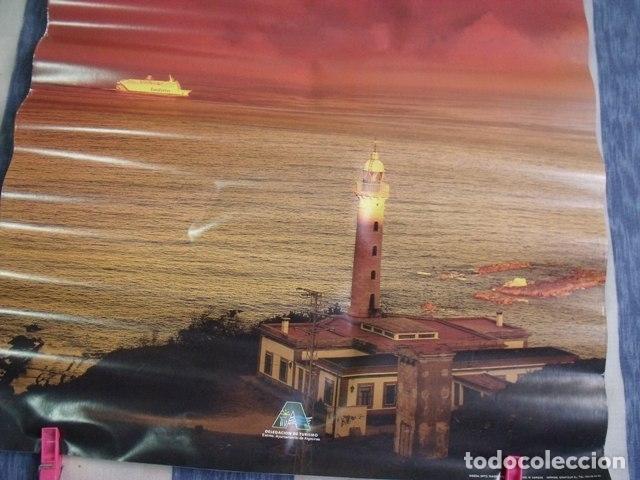 Carteles de Turismo: Cartel Algeciras - La ciudad de la Bella Bahía - Delegación Turismo Ayuntamiento de Algeciras - Foto 2 - 181980536