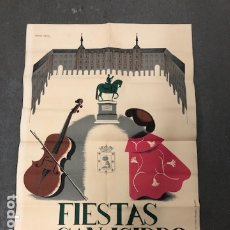 Carteles de Turismo: POSTER - CARTEL TURISMO NACIONAL- MADRID. Lote 183362391